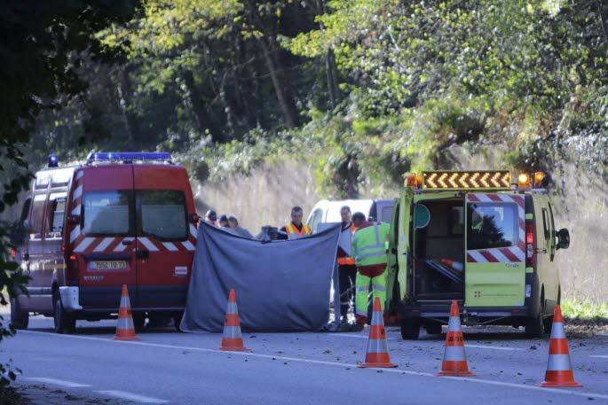 Après l'accident mortel de Chambéry, le camion et son chauffeur toujours recherchés
