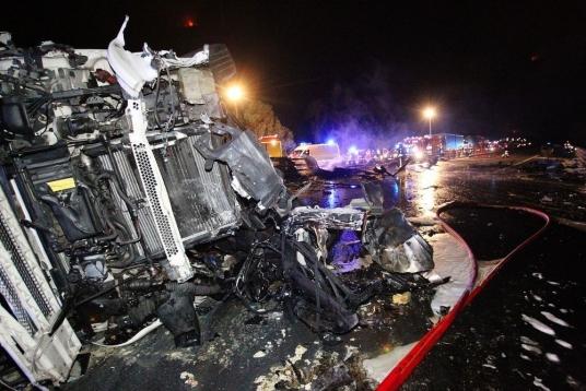 Accident de St-Yrieix (16) : Un malaise pourrait avoir provoqué le drame
