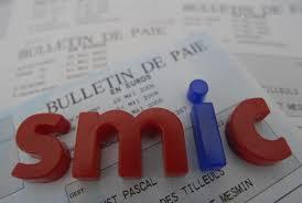 <img297|left>      1er janvier 2014  SMIC +1,4% , Routier 0%
