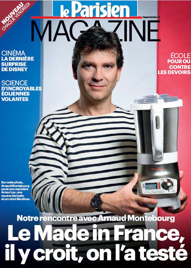 EXEMPLE DE HONTE NATIONALE /  3 000 emplois en moins chez MORY : Les syndicats et  Montebourg le lutin Bleu/Blanc /Rouge se félicitent .