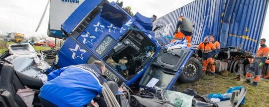 BEIRE-LE-FORT (21) / Drame de l'A39 : un routier placé sous contrôle judiciaire