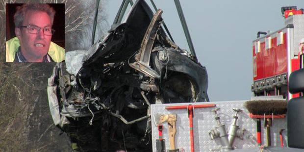 BELGIQUE : Accident sur la E314: «Le conducteur a voulu pousser mon camion dehors»