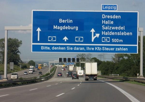 Taxation automobile : L'Allemagne aussi !