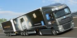 Manœuvrer son camion à distance avec un smartphone sera bientôt possible avec ZF