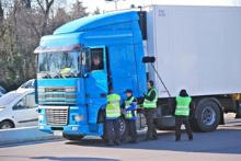 Des chauffeurs de l'Est pincés par la Douane luxembourgeoise