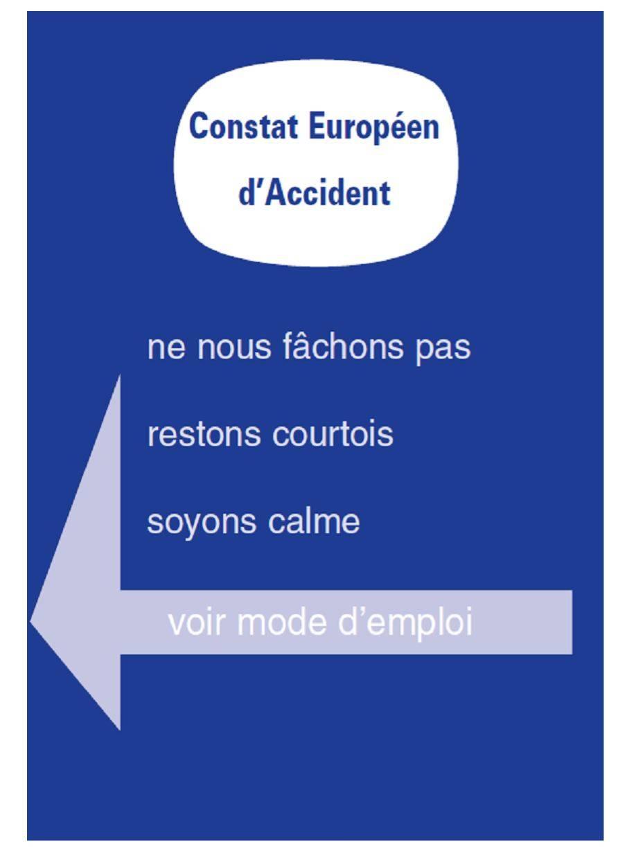 Assurances : l'e-constat sur téléphone mobile arrive
