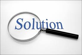 La solution  au conflit ROUTIER  :  UN ÉCHÉANCIER