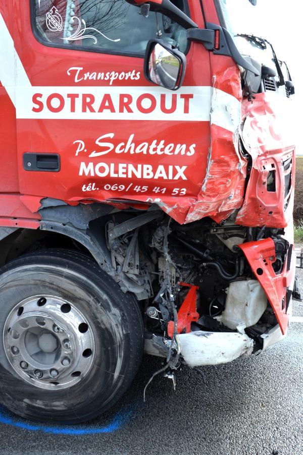 L'horreur à Antoing (belgique) : un homme tué au bord de la route, fauché par un camion