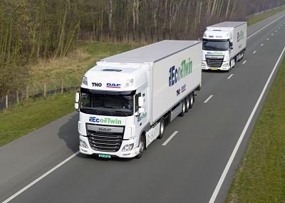 Camions connectés : Daf sur les traces de Mercedes