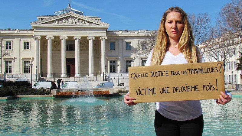 POMONA/ FRAIKIN   –  Accidents du travail, les injustices, ça suffit! / le salarié en galère depuis 14 ans