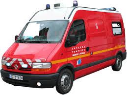 Les routiers au secours des pompiers attaqués par des malfaiteurs