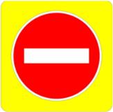 Signalisation routière : un nouveau panneau sens interdit sur les bretelles d'autoroute