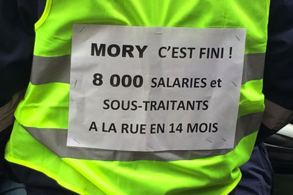 MoryGlobal : la Région Ile-de-France se mobilise
