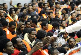 Aisne: 26 migrants retrouvés vivants dans deux camions