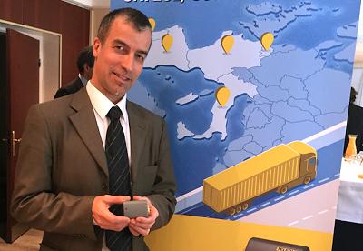 Telepass présente le premier badge de paiement transeuropéen