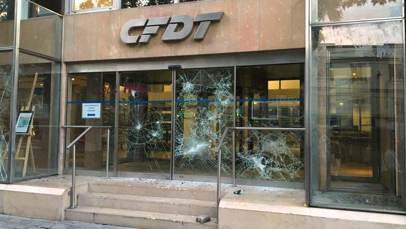 Syndicat CFDT : : « c'est fini de trahir ».
