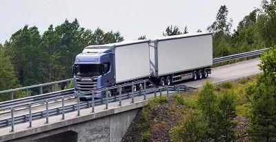 Les camions de 25,25 m autorisés en allemagne