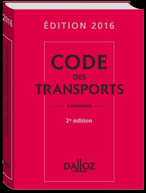 Réglementation du transport routier : grand ménage dans la codification
