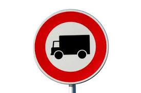 Poids lourds : les interdictions complémentaires de circulation pour 2017