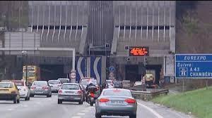Blocage du tunnel de Fourvière : le conducteur n'avait pas le super lourd !