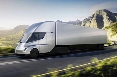 Le Tesla Semi démarre à 127 000 euros