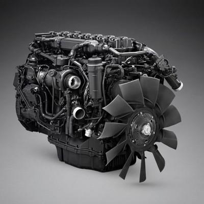 Scania lance un moteur de 410 ch au gaz