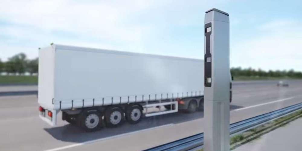 Vidéo. Ceinture, téléphone, vitesse… : un radar multi-fonctions en phase de test à Marseille