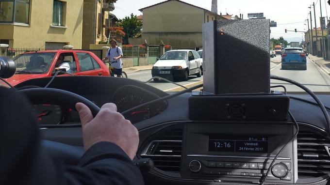 Les «voitures radars privées» vont flasher dès lundi