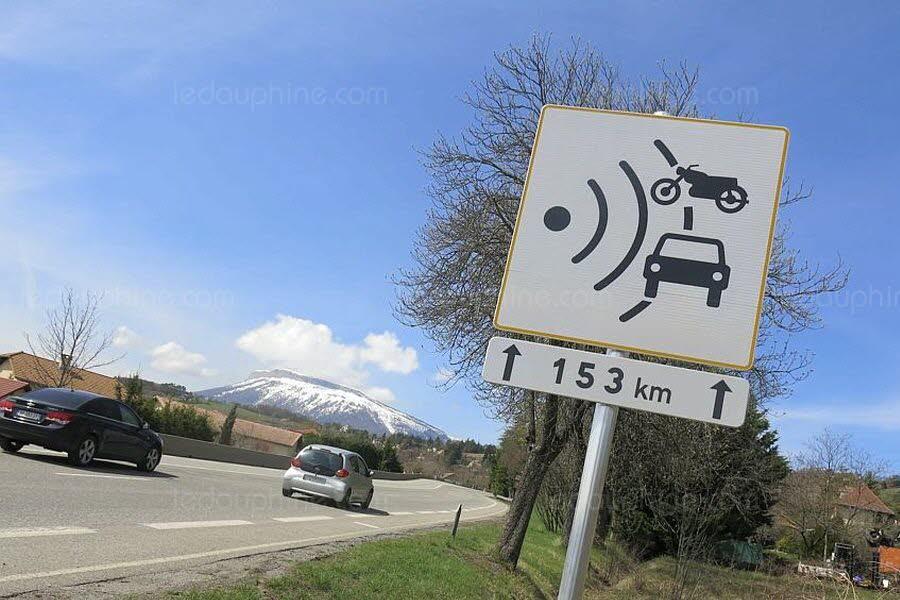 ALPES DU SUD /  Et maintenant, un radar leurre sur 153 kilomètres