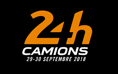 24 heures camion : 29-30 septembre 2018
