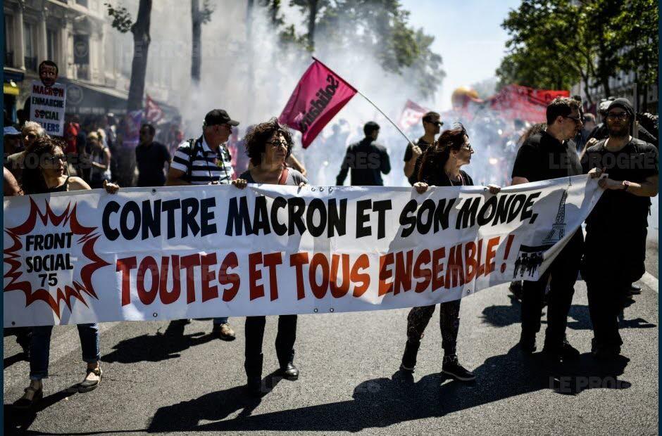 SOCIAL / Les syndicats appellent à une grève nationale le 9 octobre
