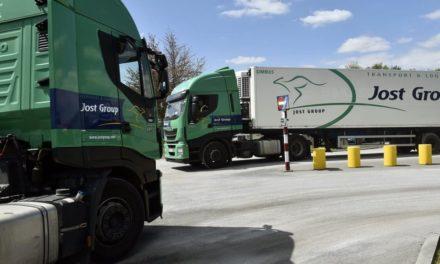 Belgique / Vers une saisie de 300 camions chez Jost Group