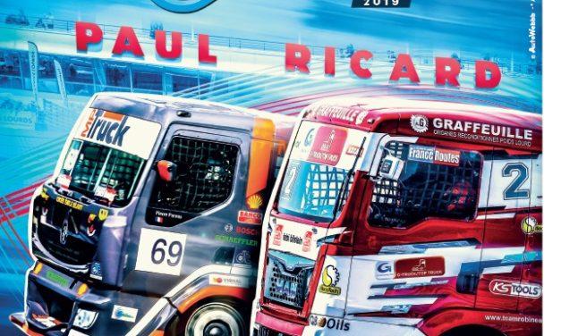 Grand-Prix Camions du Castellet les 18 et 19 mai 2019