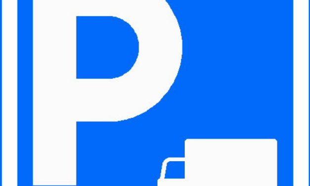 Manque de place sur les parkings européens