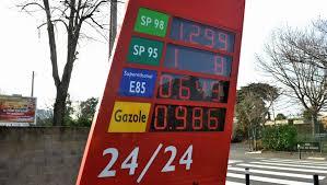 Le prix du gazole continue de grimper