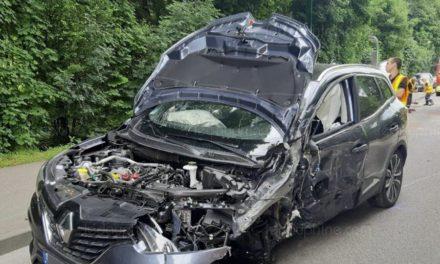 La Verpillière (38) : il siffle une jeune femme… puis percute une voiture