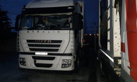Nos espagnols / Gard : le routier vole 1 000 litres de carburant et est interpellé sur l'A9