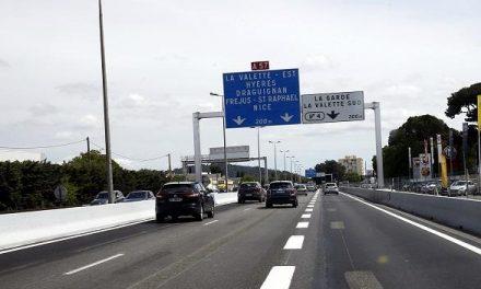 A8 / Les poids lourds interdits de circuler sur deux autoroutes dans la nuit de dimanche à ce lundi