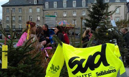 PRÉAVIS DE GRÈVE DU 09 Janvier 2020 avec SUD-Solidaires Route