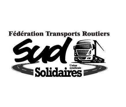 """La Fédération """"SUD-SOLIDAIRES des Transports Routiers"""" s'inquiète pour les chauffeurs"""