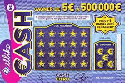 500 000 euros remportés par un routier bulgare à un jeu à gratter près de Lyon