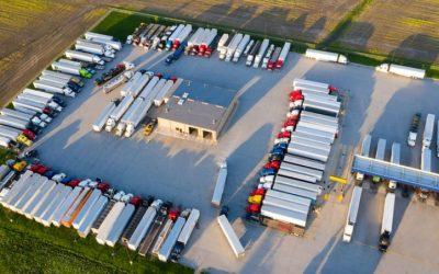 Le Danemark accueillerait le plus gros parking pour camions d'Europe