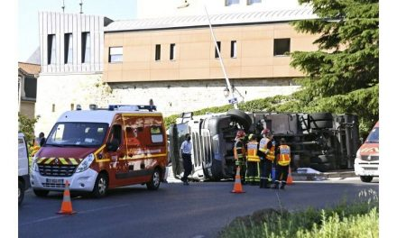 Un collégien meurt écrasé par un camion à Lyon
